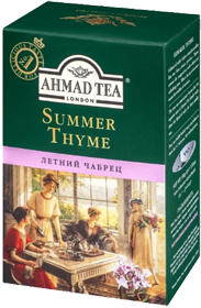 AHMAD TEA SUMMER THEME 100 ГР