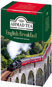 Ahmad English Breakfast черный чай, 100г