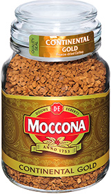 MOCCONA CONTINENTAL GOLD 95 гр