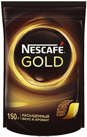 NESCAFE GOLD 150 гр