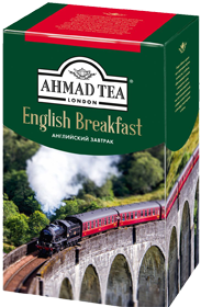 Ahmad Tea English Breakfast черный чай, 100 г