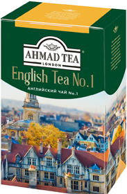 Ahmad Tea English Tea No.1 черный чай, 100 г