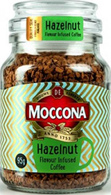 MOCCONA HAZELNUT FLAVOUR INFUSED 95 гр