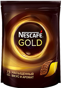 NESCAFE GOLD 75 гр