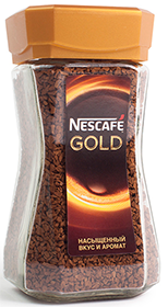 NESCAFE GOLD 95 гр