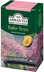 Ahmad Winter Prune, 100 г