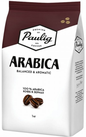 PAULIG ARABICA BALANCED & AROMATIC Вес 1 кг